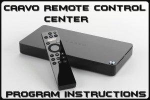 Caavo Remote Control