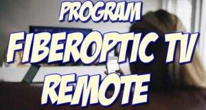 Frontier FiberOptic Remote Control Codes