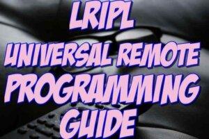 Craig DVD player Universal Remote Control Setup