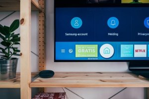 how to connect wifi on samsung tv